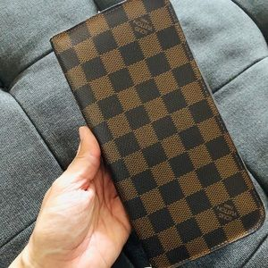 Louis Vuitton Insolite Damier Ebene Brown